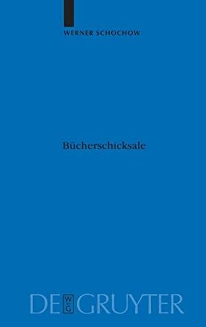 Werner Schochow / Werner Knopp. Bücherschicksale - Die Verlagerungsgeschichte der Preußischen Staatsbibliothek. Auslagerung, Zerstörung, Entfremdung, Rückführung. Dargestellt aus den Quellen. De Gruyter, 2003.