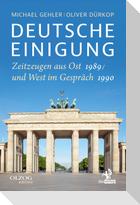 Deutsche Einigung 1989/1990