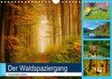 Der Waldspaziergang (Wandkalender 2021 DIN A4 quer)