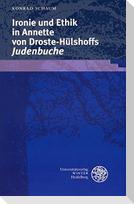 Ironie und Ethik in Annette von Droste-Hülshoffs 'Judenbuche'