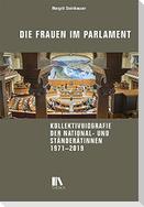 Die Frauen im Parlament