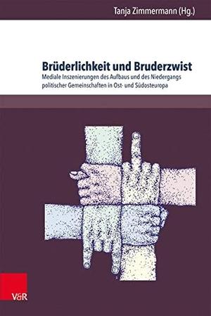 Tanja Zimmermann. Brüderlichkeit und Bruderzwist