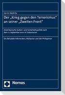 """Der """"Krieg gegen den Terrorismus"""" an seiner """"Zweiten Front"""""""