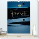 fernweh romantik (Premium, hochwertiger DIN A2 Wandkalender 2022, Kunstdruck in Hochglanz)