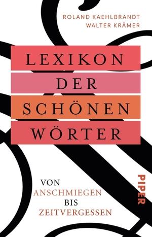 Walter Krämer / Roland Kaehlbrandt. Lexikon der s