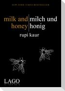 milk and honey - milch und honig
