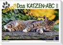 achja - Das Katzen-ABC (Wandkalender 2022 DIN A3 quer)