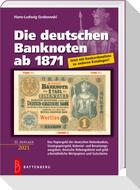 Die deutschen Banknoten ab 1871