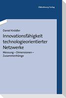 Innovationsfähigkeit technologieorientierter Netzwerke