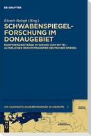 Schwabenspiegel-Forschung im Donaugebiet