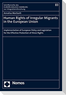 Human Rights of Irregular Migrants in the European Union