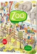 Mein großes Zoo-Wimmelbuch