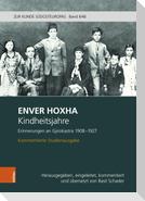 Kindheitsjahre. Erinnerungen an Gjirokastra 1908-1927