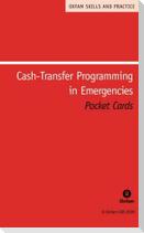 Cash-Transfer Programming in Emergencies: Pocket Cards