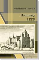 Hommage à DDR