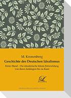 Geschichte des Deutschen Idealismus