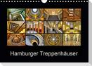 Hamburger Treppenhäuser (Wandkalender 2021 DIN A4 quer)
