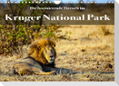 Faszination Kruger National Park (Wandkalender 2022 DIN A4 quer)