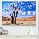 Namibia - Vom Sossusvlei bis zum Etosha Nationalpark (Premium, hochwertiger DIN A2 Wandkalender 2022, Kunstdruck in Hochglanz)