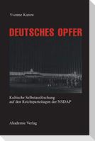 Deutsches Opfer