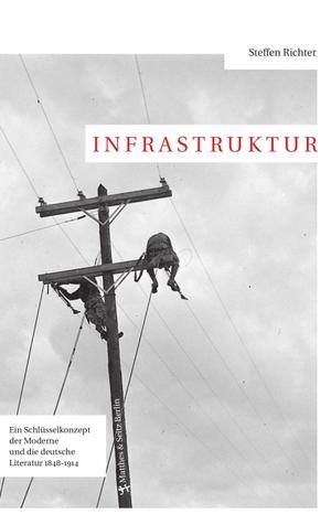 Steffen Richter. Infrastruktur - Ein Schlüsselkonzept der Moderne und die deutsche Literatur 1848-1914. Matthes & Seitz Berlin, 2018.