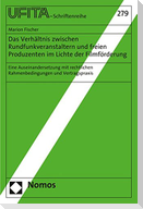 Das Verhältnis zwischen Rundfunkveranstaltern und freien Produzenten im Lichte der Filmförderung