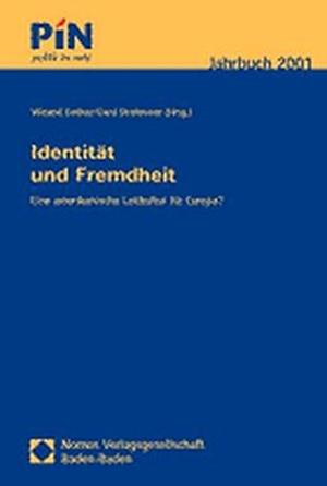 Gellner, Winand / Gerd Strohmeier (Hrsg.). Identit