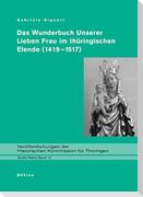 Das Wunderbuch Unserer Lieben Frau im thüringischen Elende (1419-1517)