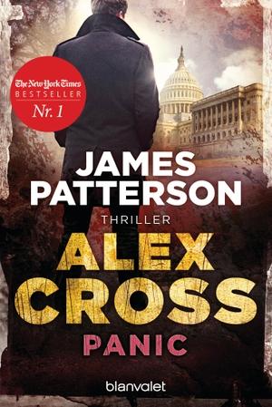 James Patterson / Leo Strohm. Panic - Alex Cross 2