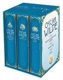 Oscar Wilde: Werke in drei Bänden im Schuber