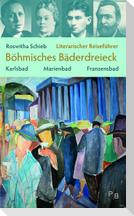 Literarischer Reiseführer Böhmisches Bäderdreieck