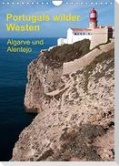 Portugals wilder Westen (Wandkalender 2022 DIN A4 hoch)