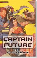 Captain Future 11: Die Kometenkönige