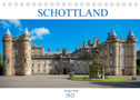 Blickpunkte SCHOTTLAND (Tischkalender 2022 DIN A5 quer)