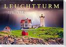 Leuchtturm Gewitter (Wandkalender 2022 DIN A3 quer)