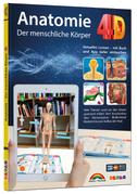 Anatomie 4D - der menschliche Körper mit APP zum virtuellen Rundgang