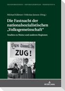 """Die Fastnacht der nationalsozialistischen """"Volksgemeinschaft"""""""