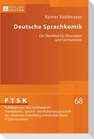 Deutsche Sprachkomik