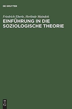 Maindok, Herlinde / Friedrich Eberle. Einführung