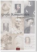 Große Komponisten 2022 - Format L 42x59cm