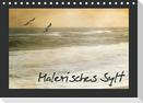 Malerisches Sylt (Tischkalender 2021 DIN A5 quer)
