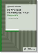 Die Verfassung des Freistaates Sachsen - Kommentar