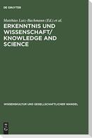 Erkenntnis und Wissenschaft. Knowledge and Science