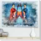Flohmarktfantasien (Premium, hochwertiger DIN A2 Wandkalender 2022, Kunstdruck in Hochglanz)