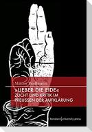 """""""Ueber die Eide"""""""
