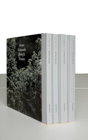 Arno Schmidt. Bargfelder Ausgabe. Werkgruppe IV: Das Spätwerk - Band 1: Zettel's Traum. Suhrkamp, 2010.