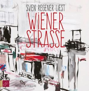 Sven Regener / Sven Regener. Wiener Straße. tache