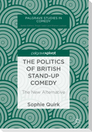 The Politics of British Stand-up Comedy