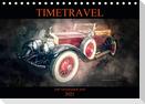 TIMETRAVEL (Tischkalender 2021 DIN A5 quer)