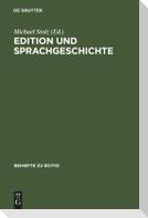 Edition und Sprachgeschichte